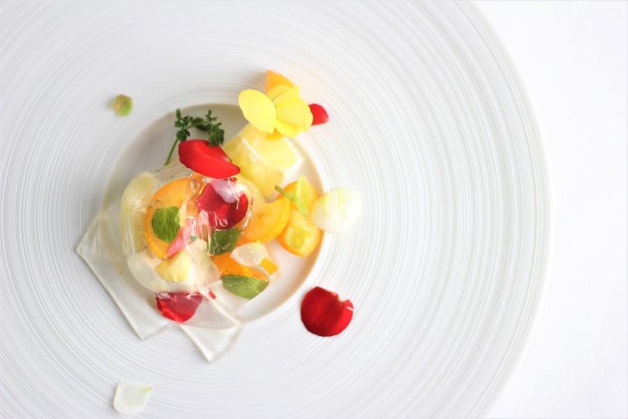 Salada de Fruits àla Raviole
