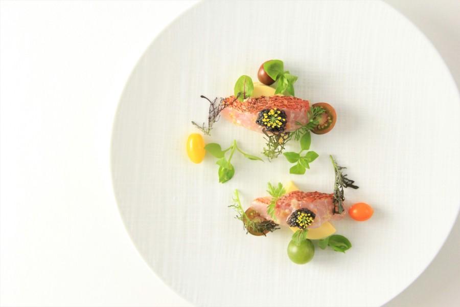 Salade de Fruits de mer Bavarois maise